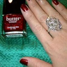 The Manicure: Glitz and Glam