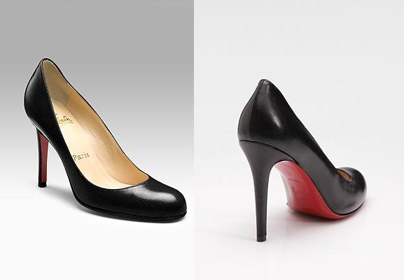black pumps shoes