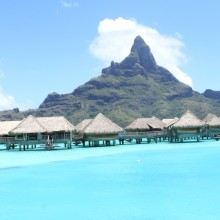 Back to September: Bora Bora