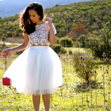 The 2 Year Anniversary Tulle Skirt Giveaway