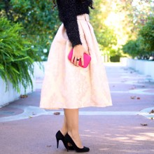 The Damask Skirt