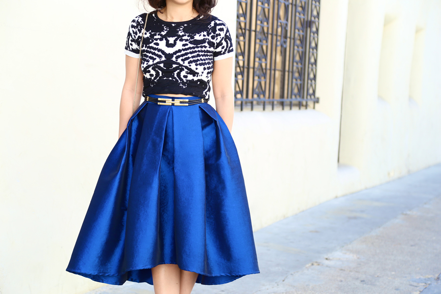 Tag KTRcollection midi skirt | KTRstyle