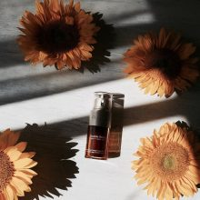 Clarins: How I Got My Glow Back.